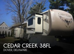 Used 2014  Forest River Cedar Creek 38FL