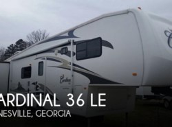 Used 2008  Forest River Cardinal 36 LE