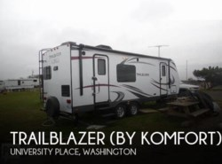 Used 2014  Miscellaneous  Trailblazer (by Komfort) 26 by Miscellaneous from POP RVs in Sarasota, FL