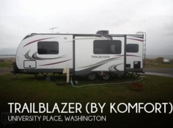 Used 2014  Miscellaneous  Trailblazer (by Komfort) 2400RK by Miscellaneous from POP RVs in Sarasota, FL