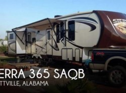 Used 2015  Forest River Sierra 36