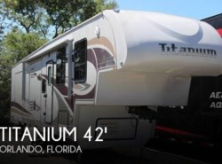 Used 2009  Glendale RV Titanium 36E41MPRVSA by Glendale RV from POP RVs in Sarasota, FL