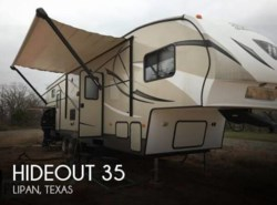 Used 2015  Keystone Hideout 35 by Keystone from POP RVs in Sarasota, FL