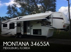 Used 2008  Keystone Montana 3465SA by Keystone from POP RVs in Sarasota, FL