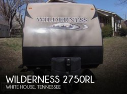 Used 2014  Heartland RV Wilderness 2750RL