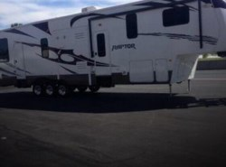 Used 2012  Keystone Raptor 377SE