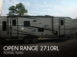 Used 2016  Open Range Open Range 2710RL by Open Range from POP RVs in Sarasota, FL