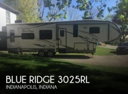Used 2013 Forest River Blue Ridge 3025RL available in Sarasota, Florida