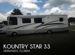 Used 2001  Newmar Kountry Star 33 by Newmar from POP RVs in Sarasota, FL