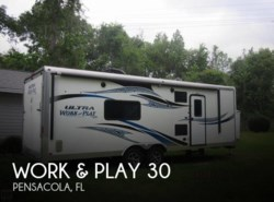 Used 2015  Forest River  Work & Play 30 by Forest River from POP RVs in Sarasota, FL