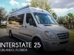Used 2013  Airstream Interstate 25 by Airstream from POP RVs in Sarasota, FL