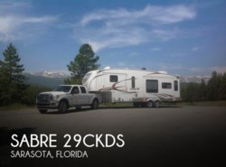 Used 2011  Palomino Sabre 29CKDS by Palomino from POP RVs in Sarasota, FL