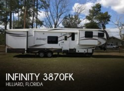 Used 2013  Four Winds  Infinity 3870FK by Four Winds from POP RVs in Sarasota, FL