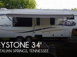 Used 2012  Keystone  Keystone Mountaineer Edition 295RKD by Keystone from POP RVs in Sarasota, FL