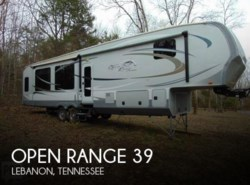 Used 2012  Open Range Open Range 39 by Open Range from POP RVs in Sarasota, FL