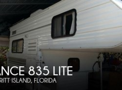 Used 2005  Lance  Lance 835 Lite by Lance from POP RVs in Sarasota, FL