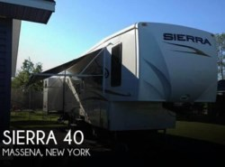 Used 2011  Forest River Sierra 40 by Forest River from POP RVs in Sarasota, FL