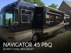 Used 2005  Holiday Rambler Navigator 45 PBQ by Holiday Rambler from POP RVs in Sarasota, FL