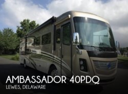 Used 2013 Holiday Rambler Ambassador 40PDQ available in Sarasota, Florida