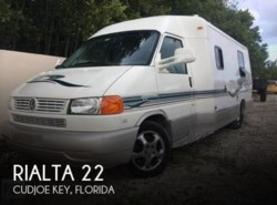 Used 2004  Winnebago Rialta 22 by Winnebago from POP RVs in Sarasota, FL