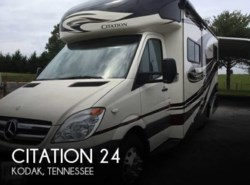 Used 2013  Thor Motor Coach Citation 24 by Thor Motor Coach from POP RVs in Sarasota, FL