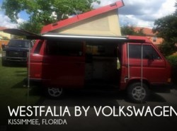 Used 1989  Miscellaneous  Westfalia 16 by Miscellaneous from POP RVs in Sarasota, FL