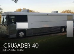 Used 1983  Forest River  Crusader 40 by Forest River from POP RVs in Sarasota, FL