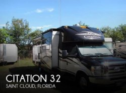 Used 2014  Thor Motor Coach Citation 32