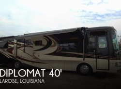 Used 2008  Monaco RV Diplomat 40 PDQ King Bed Coach by Monaco RV from POP RVs in Sarasota, FL