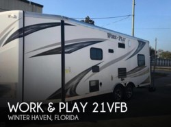 Used 2016  Forest River  Work & Play 21VFB by Forest River from POP RVs in Sarasota, FL
