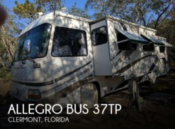 Used 2001  Tiffin Allegro Bus 37TP by Tiffin from POP RVs in Sarasota, FL