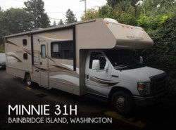 Used 2014  Winnebago Minnie 31H by Winnebago from POP RVs in Sarasota, FL