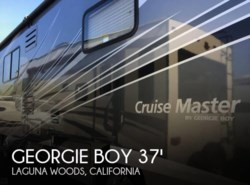 Used 2008  Georgie Boy  Cruise Master Series 3740 FWS Workhorse 37 by Georgie Boy from POP RVs in Laguna Woods, CA