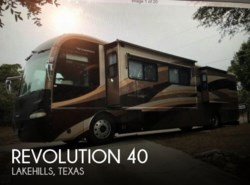 Used 2006  Fleetwood  Revolution 40 by Fleetwood from POP RVs in Sarasota, FL