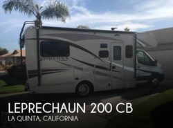 Used 2017  Coachmen Leprechaun 200 CB by Coachmen from POP RVs in Sarasota, FL