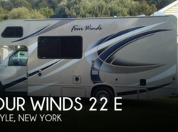 Used 2018  Thor Motor Coach Four Winds 22 E by Thor Motor Coach from POP RVs in Argyle, NY