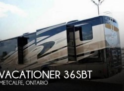 Used 2015  Holiday Rambler Vacationer 36SBT by Holiday Rambler from POP RVs in Metcalfe, ON