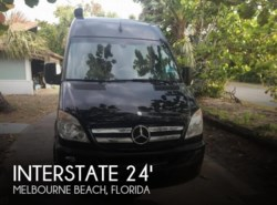 Used 2012  Airstream Interstate 3500 Lounge Extended by Airstream from POP RVs in Sarasota, FL