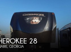 Used 2015  Forest River Cherokee 28 by Forest River from POP RVs in Bonaire, GA