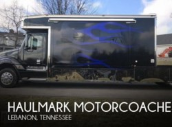 Used 2007 Haulmark  Haulmark Motorcoaches Toterhomes F1112 available in Lebanon, Tennessee