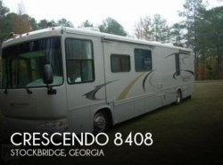 Used 2005 Gulf Stream Crescendo 8408 available in Stockbridge, Georgia