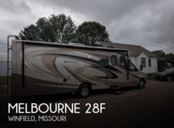 Used 2012  Jayco Melbourne 28F by Jayco from POP RVs in Winfield, MO