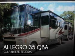 Used 2015 Tiffin Allegro 35 QBA available in Gulf Breeze, Florida