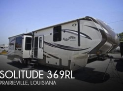 Used 2015  Grand Design Solitude 369RL by Grand Design from POP RVs in Prairieville, LA