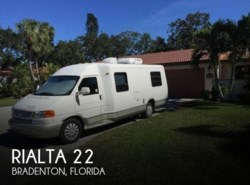 Used 1999 Winnebago Rialta 22 available in Bradenton, Florida