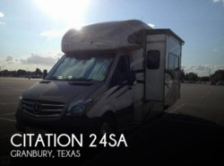 Used 2014 Thor Motor Coach Citation 24SA available in Granbury, Texas