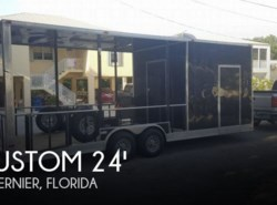 Used 2017 Rexhall  Custom 24' Toy Hauler Enclosed Utility Trailer available in Tavernier, Florida