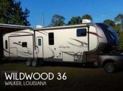Used 2017 Forest River Wildwood 36 available in Walker, Louisiana