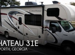 Used 2017 Thor Motor Coach Chateau 31E available in Acworth, Georgia