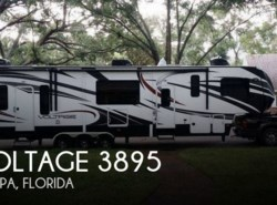 Used 2014 Dutchmen Voltage 3895 available in Tampa, Florida